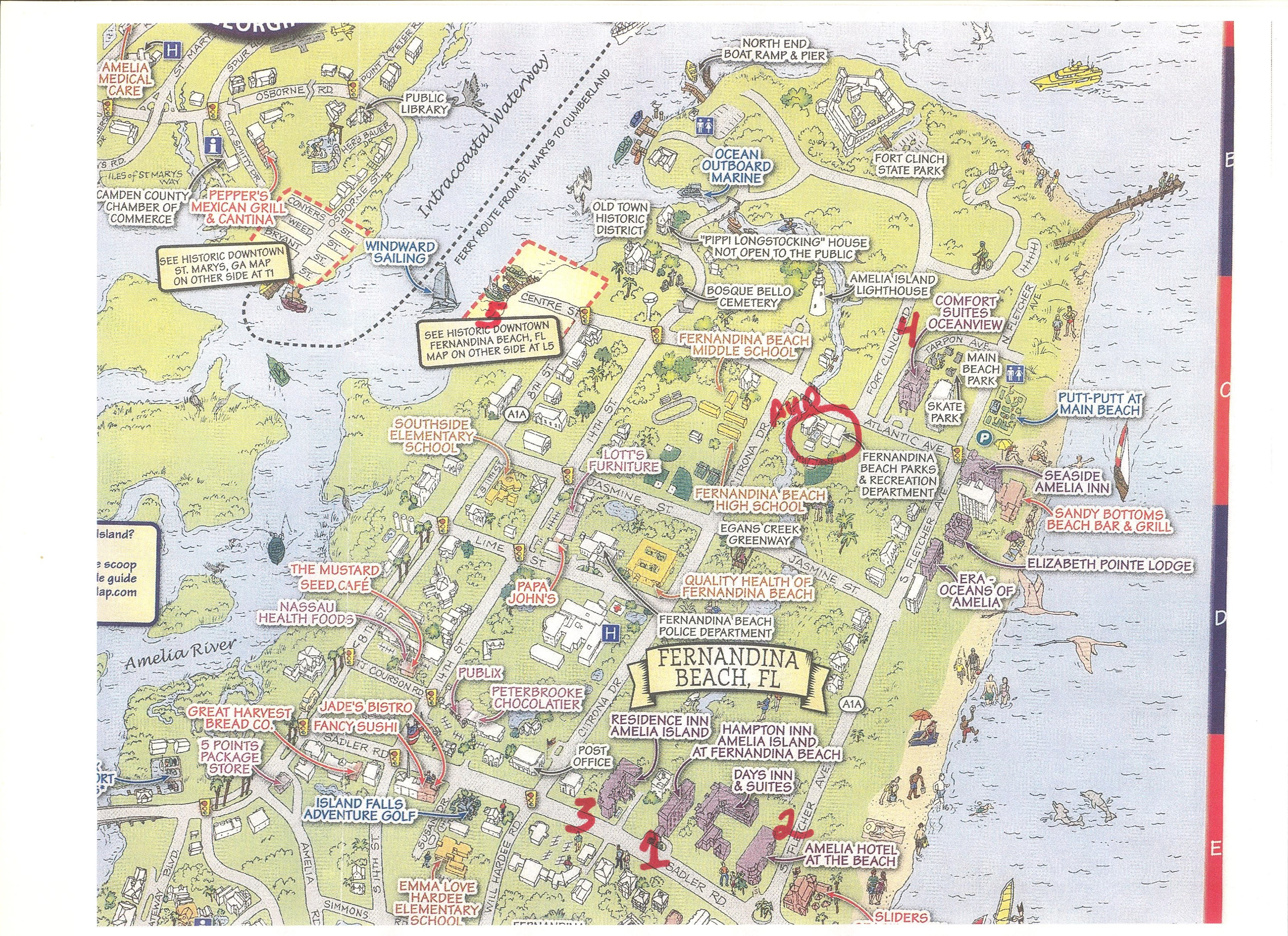 map of amelia island florida with Page 1733466 on Things To Do further 10428074883 likewise Fort Clinch as well Selection  mittee Chooses Pier Park Design 20150424 likewise Horseshoe Beach Florida Hotels.